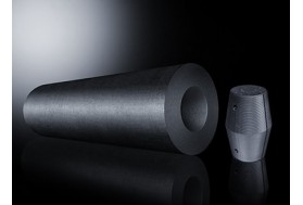 Oxidation resistant coated graphite electrode